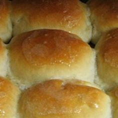 Not only maybe the best, but easy too! - Maybe-the-Best Yeast Rolls