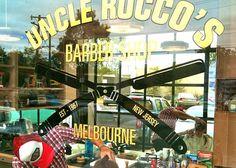 Rocco 2016 World's best barber shops