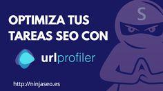 URL Profiler es un programa (para Mac y PC) muy útil para ganar tiempo en una gran cantidad de tareas SEO, auditorías Web o técnicas, y sobre todo para complementar otras herramientas que ya utilizas.  URL Profiler es una herramienta de pago, pero puedes probarla gratis durante 15 días sin necesidad de dar tu tarjeta de crédito.  Y si quieres comprarla, visita http://ninjaseo.es/optimiza-seo-con-url-profiler/ para conseguir un 10% de descuento ;-)