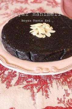 Çikolatalı, unsuz kek