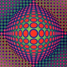 Victor Vasarely - WikiPaintings.org