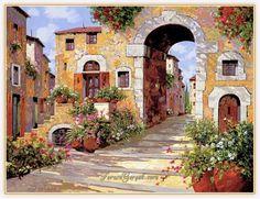 Guido Borelli (1952 - ….) | İtalyan Ressam - Forum Gerçek