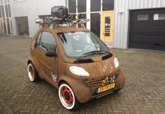 Smart ForTwo ratlook