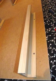 DIY Headboard With Clever Storage Spaces   Diy Headboards, Storage Headboard  And Storage Ideas