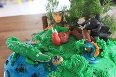 Dchungel Torte