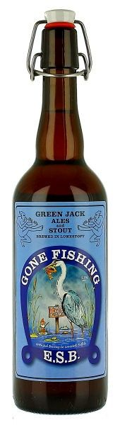 Green JackGone Fishing ESB - Suffolk UK