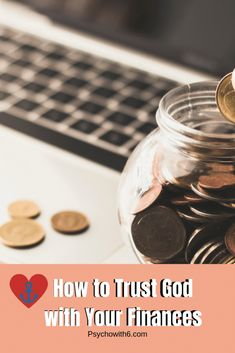 If money stress has you down, find peace by trusting God with your finances. Effects Of Anxiety, Poor Customer Service, God Will Provide, Financial Peace, Winning The Lottery, Make Good Choices, Dave Ramsey, Knowing God, Finding Peace