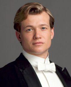 Ed Speleers dans le rôle de Jimmy Kent dans la saison 3 de « Downton Abbey »