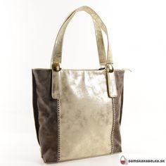 Hnedozlatá kabelka od Karen