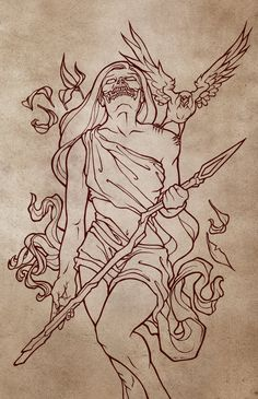 The Morrigan by Irio on DeviantArt
