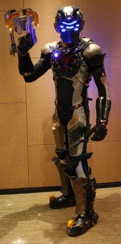 Dead Space 2 Advanced Suit Wallpaper
