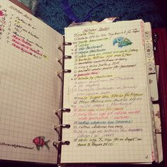 My Bullet Journal. | Flickr - Photo Sharing!