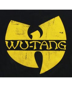 wu-tang clan logo pics   WU TANG CLAN Classic Logo T-Shirt Logo