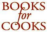 Books for Cooks   4 Blenheim Crescent, Notting Hill, London, W11 1NN  Tel 020-7221-1992 Fax 020-7221-1517