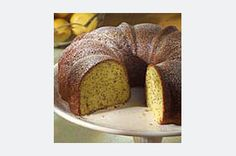 Sour Cream-Poppy Seed Cake recipe  http://www.kraftrecipes.com/recipes/sour-cream-poppy-seed-cake-54033.aspx