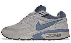Nike Air Classic BW  Medium Grey/Blue Dusk-Anthracite  472487-002  2011