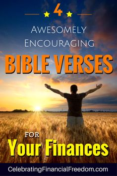 Encouraging Bible Verses for Finances, money, and wealth. The power to get wealth, tithing opens up the windows of heaven   Godly money management finances