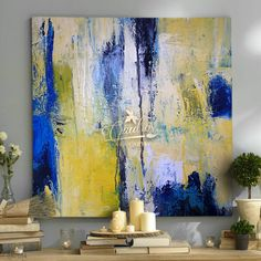 Canvas Wall Art, Abstract Art Painting, Art Painting, Abstract Painting, Painting, Modern Abstract Painting, Abstract Art, Texture Painting, Beautiful Art