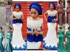 Unique Aso Ebi Styles That You Will Love to See