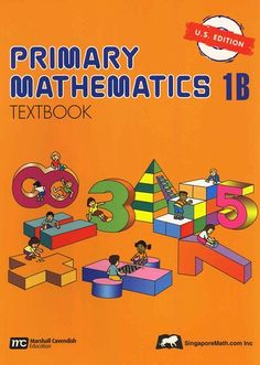 Primary Math Textbook 1B U.S. EDITION