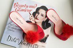 Dita Von Teese conta em livro seus segredos de beleza - - à venda na Loja Bitsmag