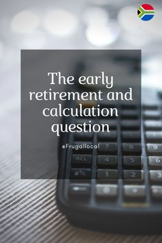 Early retirement and calculations My Money, Early Retirement, I Decided, Money Matters, Passive Income, Personal Finance, Frugal, How To Plan, This Or That Questions