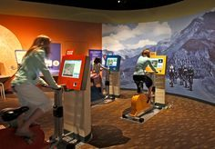 Informal Learning Experiences, Inc. Museum Exhibition, Exhibition Space, Vr Room, Interactive Display, Space Gallery, Museum Displays, Science Museum, Outdoor Workouts, Denver Museum