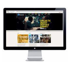 David Lock Associates Website - Melbourne Design Awards 2013