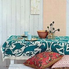 Otomi Textiles: The Hot New Home Decorating Trend That Can Brighten Any Room