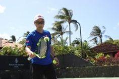 WOWOWで錦織圭のコーチマイケルチャンののテニス塾が放送されるらしいですよ テクニックからメンタルの強化法までテニスの神髄を伝授する番組 実践すればみるみるうちにテニスが上達するレクチャーが満載なのでもっとテニスがうまくなりたい人は必見です