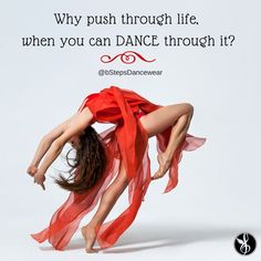 Life is a #dance...you learn as you go