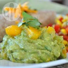Guacamole z mango @Allrecipes.pl http://allrecipes.pl/przepis/413/guacamole-z-mango.aspx