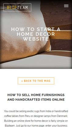 How To Sell Home Decor Online Shopio 4 Ways To Attract Sellers To Your Online Marketplace