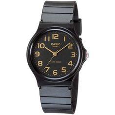 CASIO MQ24-1B2 Casual Men's Dress Watch ($6.99) - Svpply