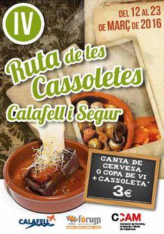WEBSEGUR.com: RUTA DE LES CASSOLETES (Segur i Calafell)