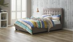 ZARA QUEEN BED