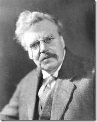 It is absurd for the Evolutionist to complain that it is unthinkable for an admittedly unthinkable God to make everything out of nothing, and then pretend that it is more thinkable that nothing should turn itself into anything. - G K Chesterton