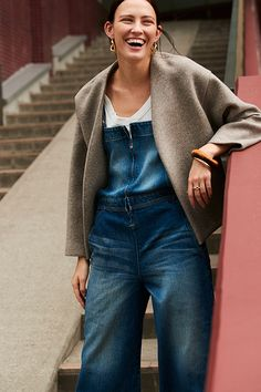 """AUTUMN COLLECTION 2018 PREFER """"THE TOWN"""" Black Girl Fashion, Uk Fashion, Fashion Books, Denim Fashion, Fashion Photo, Boho Fashion, Autumn Fashion, Vintage Fashion, Fashion Trends"""