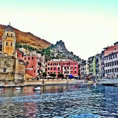 Italy's Cinque Terre will always have a special place in my heart. We stayed in Monterosso, dinned in Vernazza with new friends, took a romantic walk on the Via dell'Amore, and explored the rugged beauty of Riomaggiore.