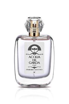 Eau de Parfum 50 ml -Olfactory Itinerary IV - Acqua del Garda