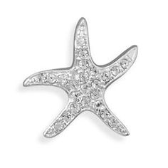 Crystal Starfish Slide