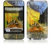 Cafe at Night for iPod Touch (4th Gen.) by Vincent van Gogh