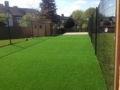 Het gras is steeds groener aan onze kant! :)   #ForGrass #kunstgras #tuin #gras