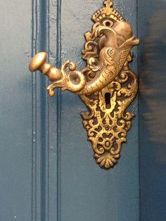 Pin by Helen Bennor on doors, etc. | Pinterest | Doors, Door knobs ...