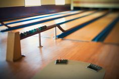 Candlepin Bowling Lanes Bowling, Stock Photos, Pictures, Photos