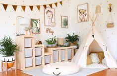 85 Likes, 41 Kommentare – Harry & the Hound Kids Decor ( auf Inst … - Babyzimmer Playroom Design, Playroom Decor, Kids Room Design, Baby Room Decor, Kids Decor, Bedroom Decor, Ikea Kids Playroom, Toddler Playroom, Toddler Rooms