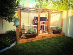 Best diy ideas for chicken coop for your backyard (28) #DIYchickencoopplans #chickencooptips