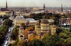 Riika, Latvia  Reissureppu.com