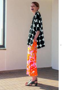 #Marimekko unconventional #patterns #colours #Helsinki #Fniland #CollezioniDonna…