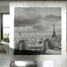 Showercurtain Paris